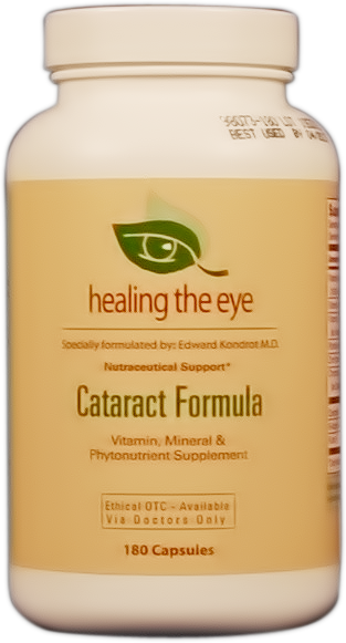 Vitamins for cataracts